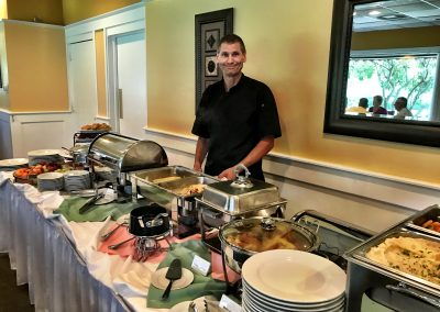 Chef Dave - Mother's Day Brunch